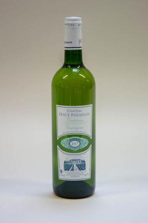 Chateau Haut Pougnan Blanc fransk hvidvin 2017