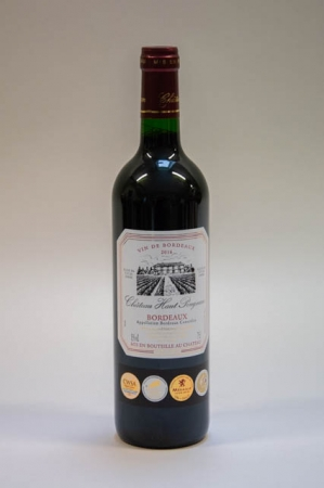 Chateau Haut Pougnan fransk rødvin 2016