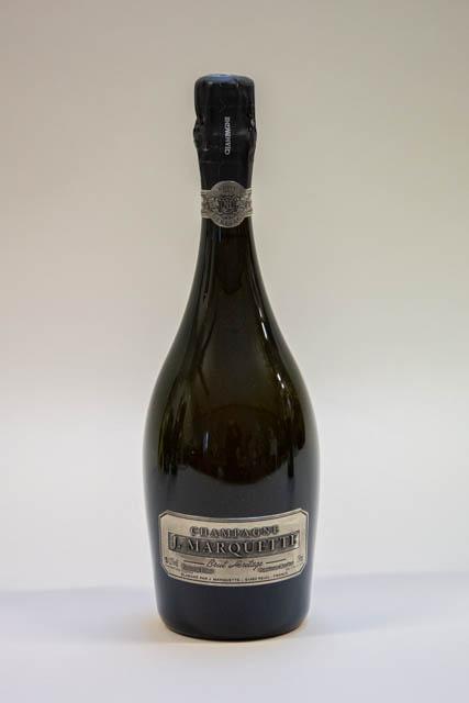 J. Marquette Brut Heritage champagne