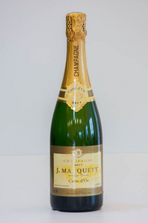 J. Marquette Carte D'or champagne