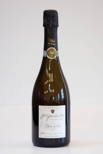 JM. Gobillard et Fils Blanc de Noirs champagne