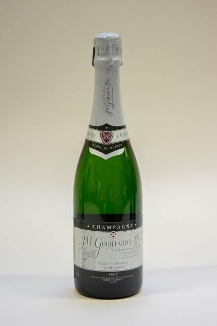 JM. Gobillard et Fils Brut Blanc de Blancs champagne