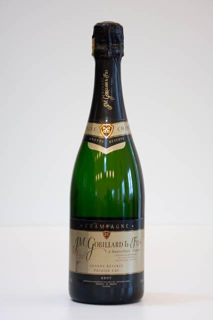 JM. Gobillard et Fils Brut Grande Réserve Premier Cru champagne