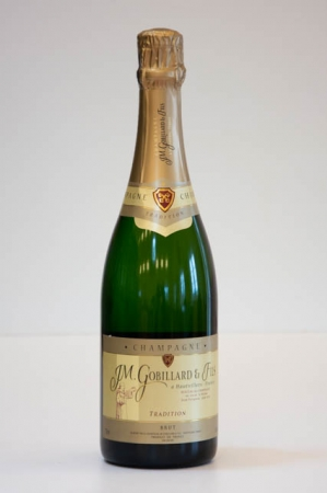 JM. Gobillard et Fils Brut Tradition champagne