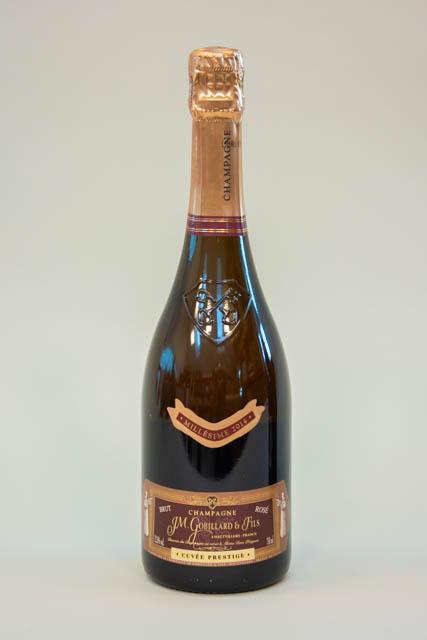 JM. Gobillard et Fils Prestige Rosé Millésimée 2014 årgangschampage