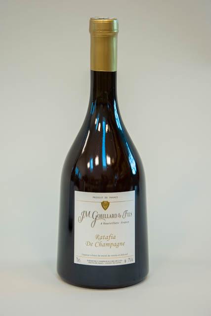 JM. Gobillard et Fils Ratafia de champagne