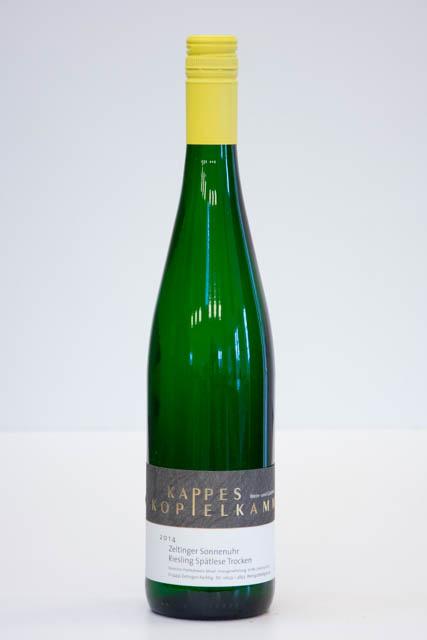 Kappes Koppelkamm Riesling Spätlese Trocken 2014 tysk hvidvin