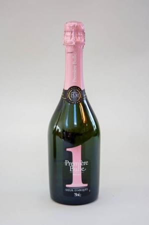 Première Bulle Rosé fransk mousserende vin