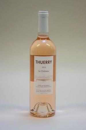 Thuerry Le Chateau Rosé 2018 fransk rosé