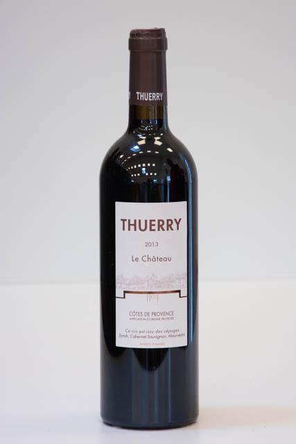 Thuerry Le Chateau Rouge 2013 fransk rødvin