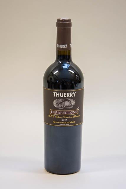 Thuerry Les Abeillons 2 Rouge 2013 fransk rødvin