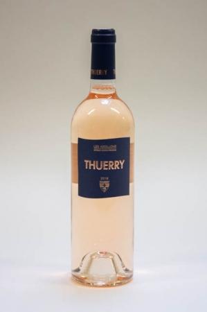 Thuerry Les Abeillons Rosé 2018 fransk rosé