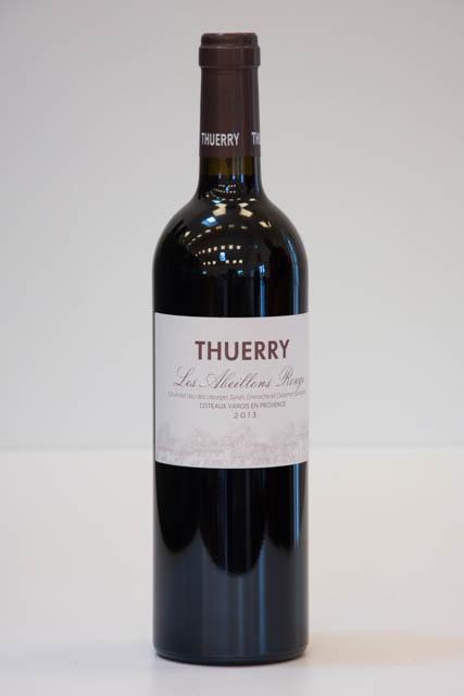 Thuerry Les Abeillons Rouge 2013 fransk rødvin