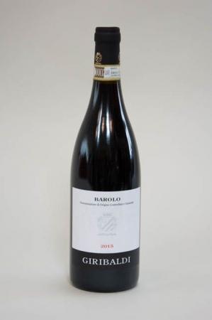Giribaldi Barolo 2015