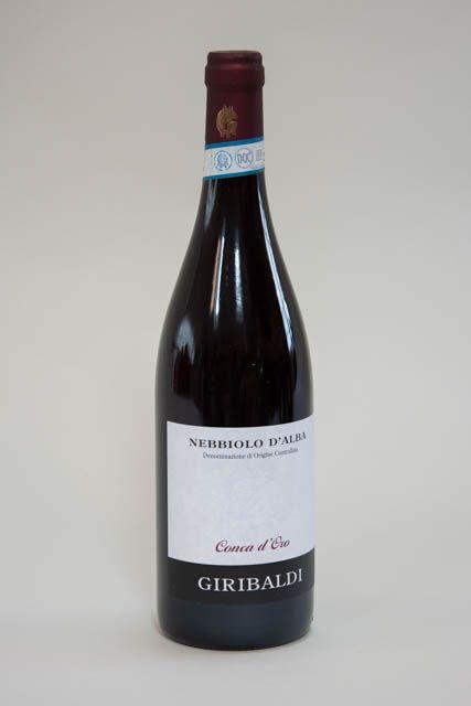 Giribaldi Nebbiolo d'Alba - Conco d'Oro